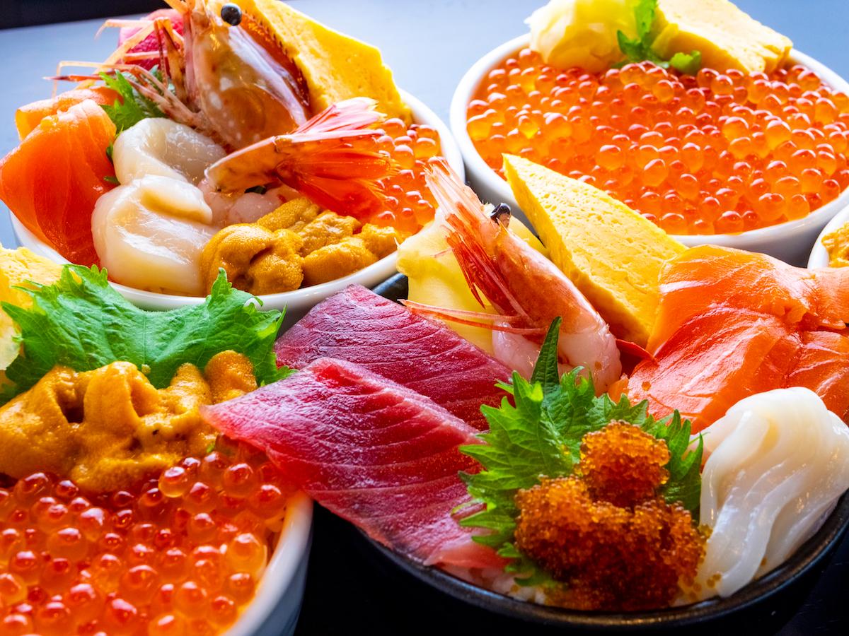The unique cuisine of Hokkaido