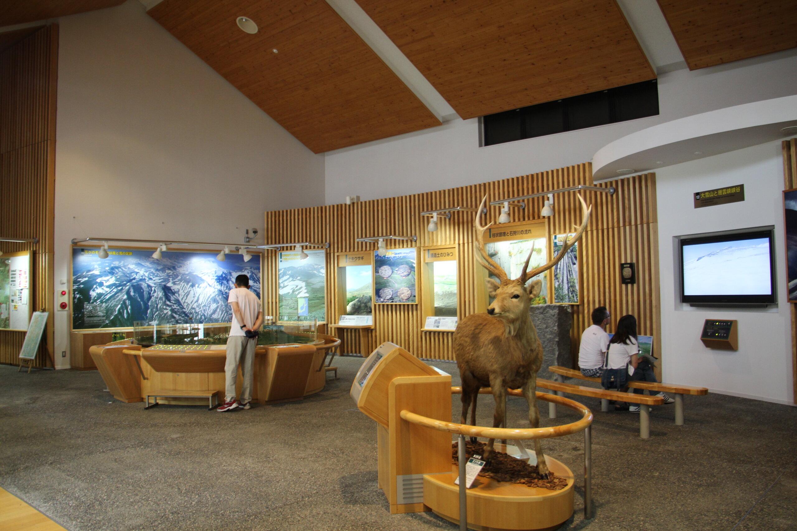 photo: Daisetsuzan National Park Council