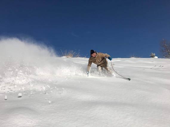Make Your Very Own Snowboard in Biei