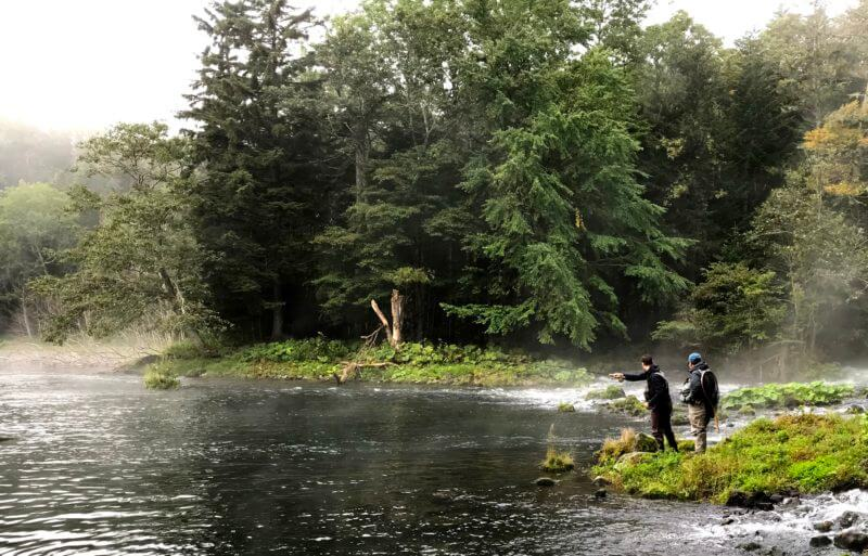 Enjoy Fishing in Akan's Unspoiled Wilderness