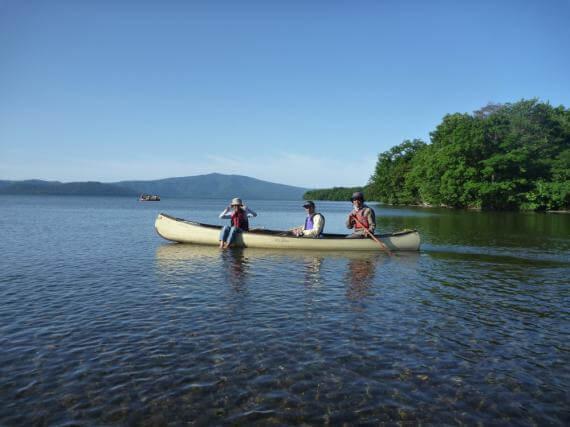 Taking Things Slow in Lake Kussharo Village