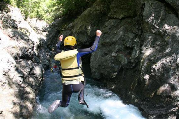 Canyoning in the Hidaka Mountain Ranges: Explore Rivers, Creeks, and Streams