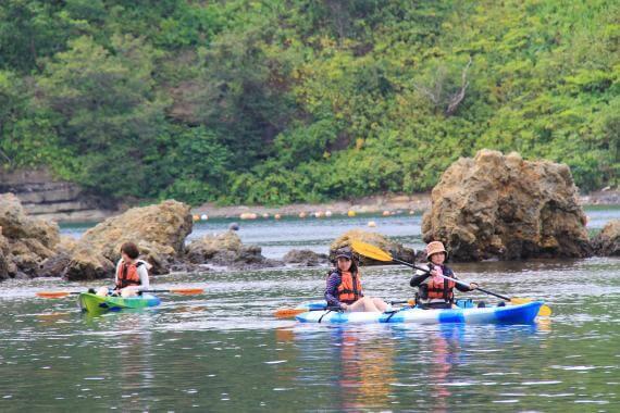 Sea Kayaking Along the Secluded Oshoro Coast