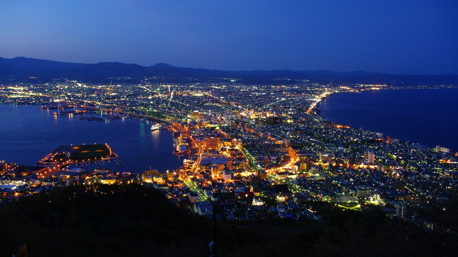 Mount Hakodate: A Paradise for Hikers and Shutterbugs