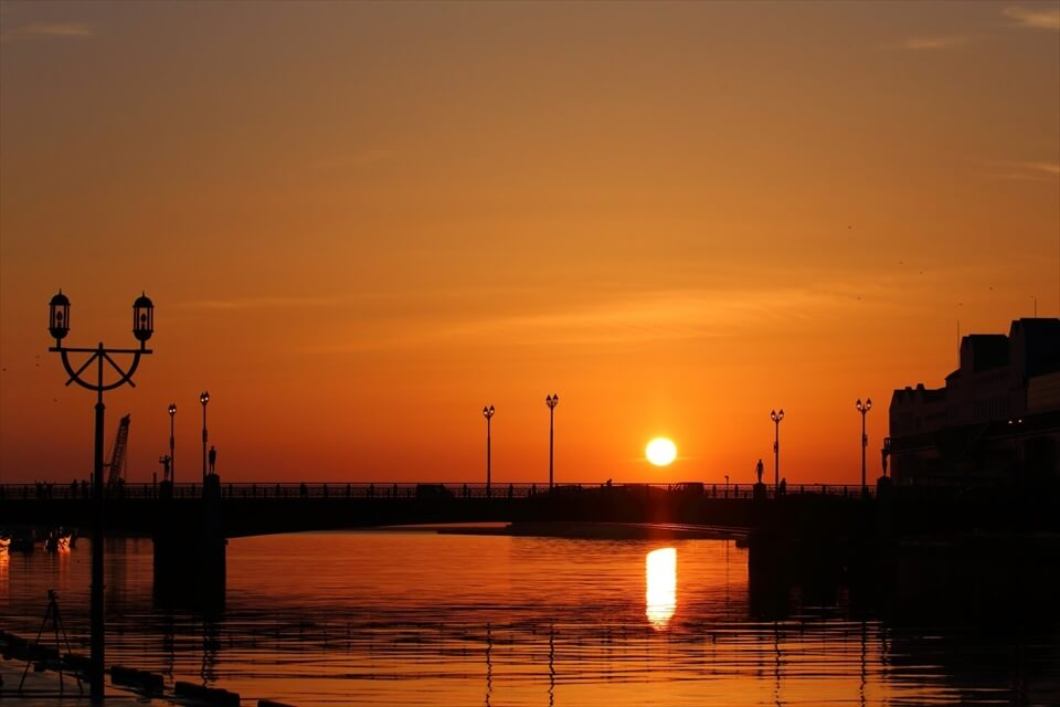 Kushiro's Pride; One of the Best Sunsets in the World