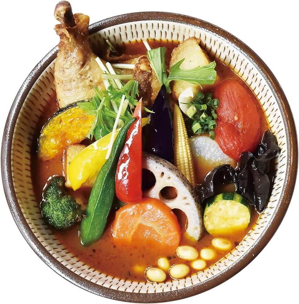 Eat Like a Warrior at Rojiura Curry Samurai