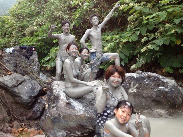 Discover a Hidden Mudpack Hot Spring on Mt. Annupuri