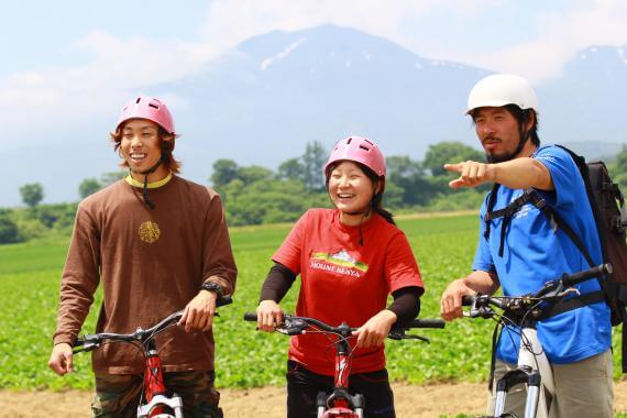 Go on a Mountain Biking Adventure Across Niseko
