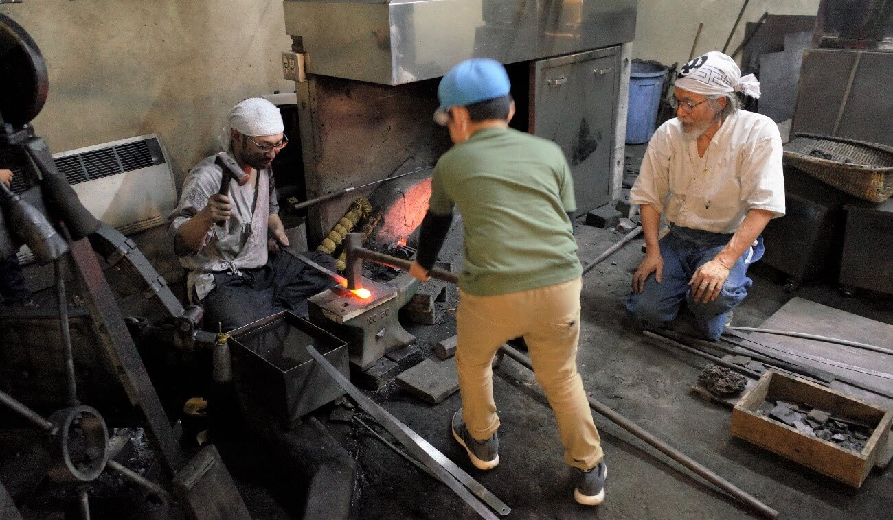 Date City Museum of History and Culture's Japanese Swordsmith Workshop: Watch the Forging of Japan's Iconic Swords