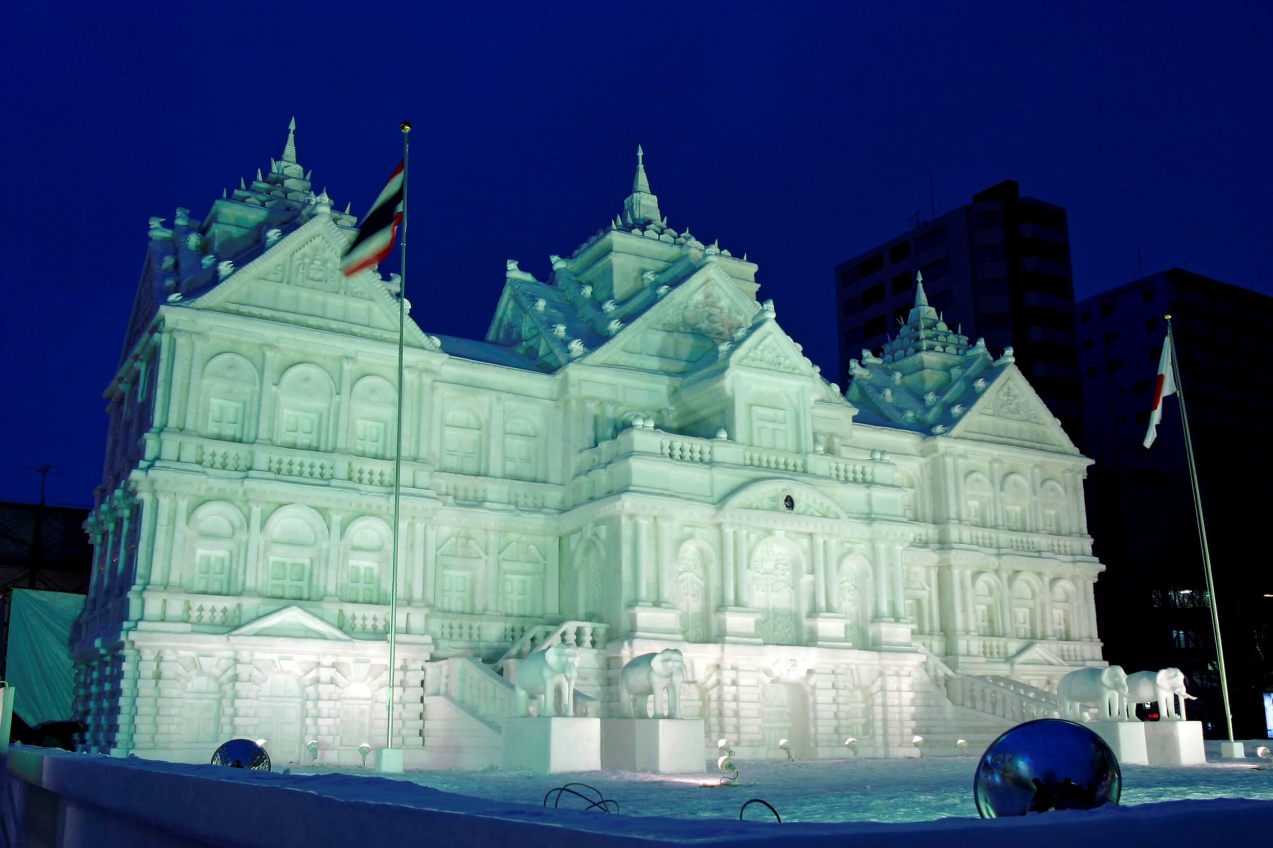 The Pride of Hokkaido: The Sapporo Snow Festival