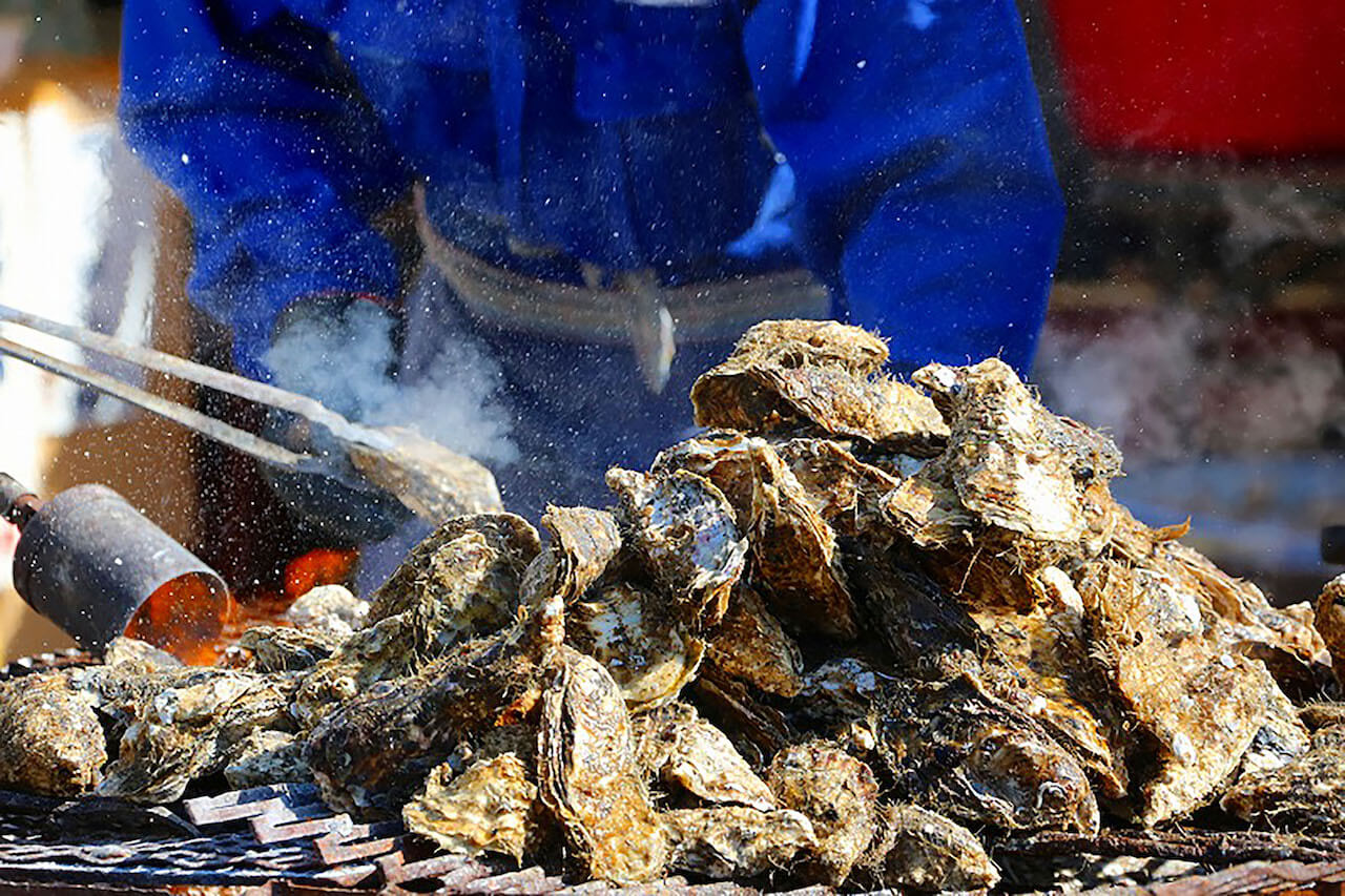 Grill and Enjoy Akkeshi's Fresh Oysters at this Festival