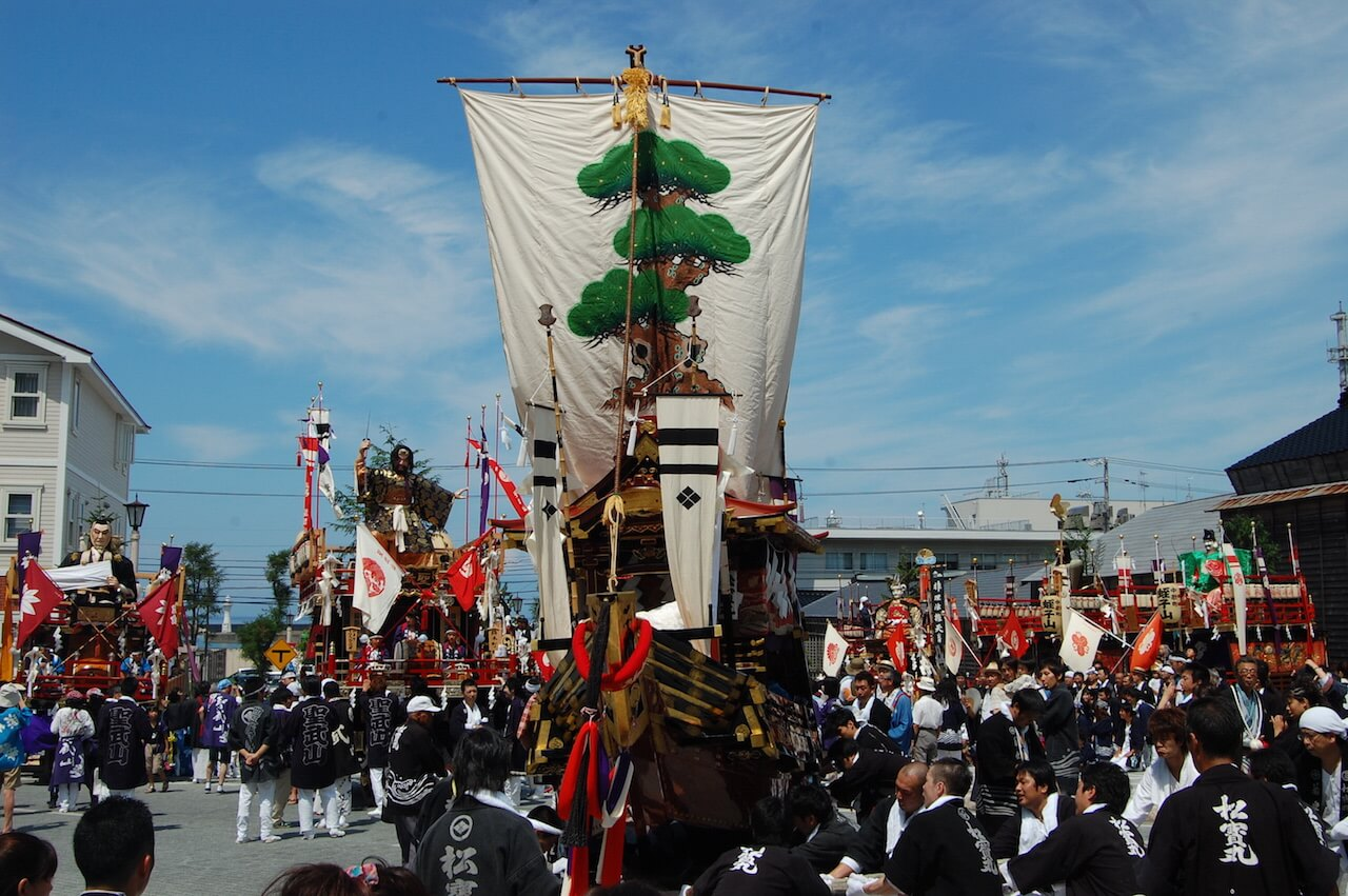 Participate in One of Hokkaido's Oldest Festivals