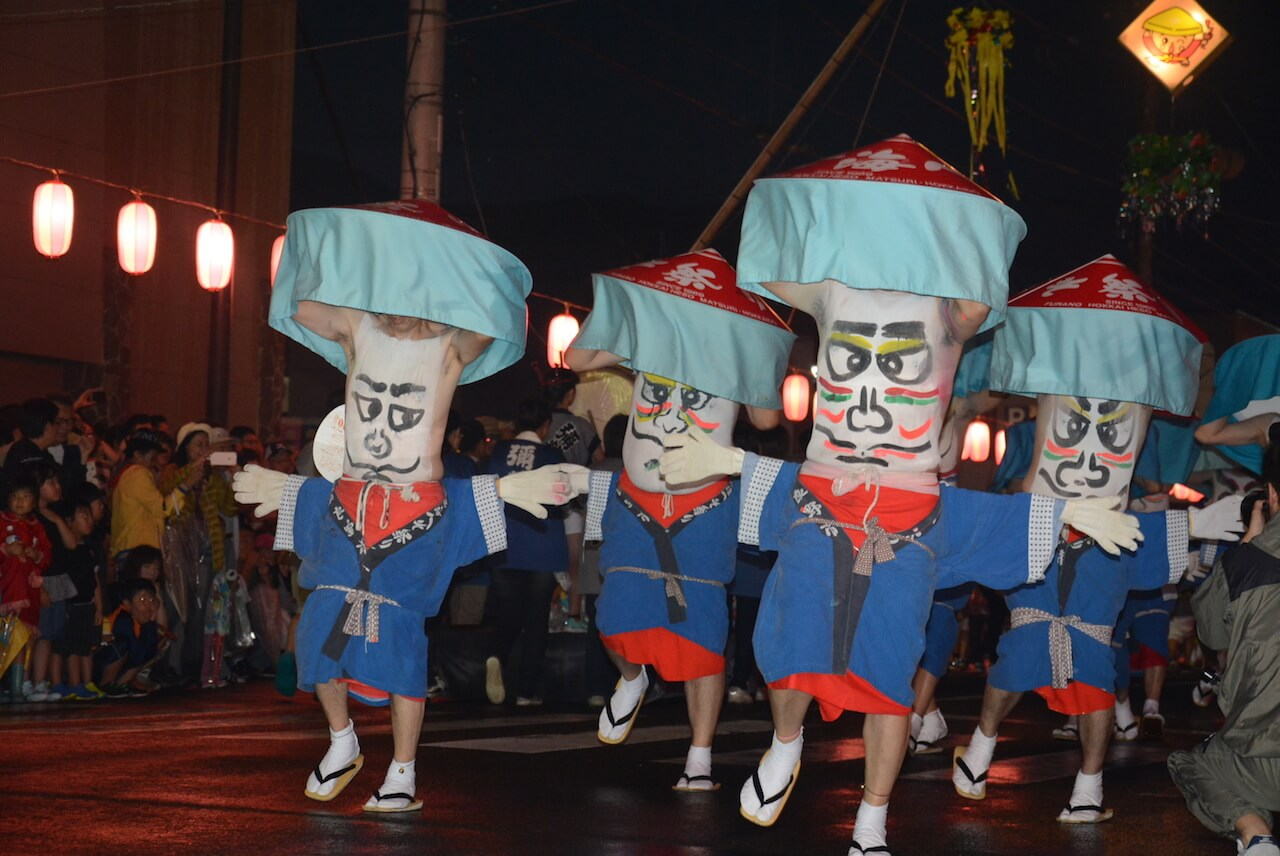 Celebrate Belly Buttons in Furano
