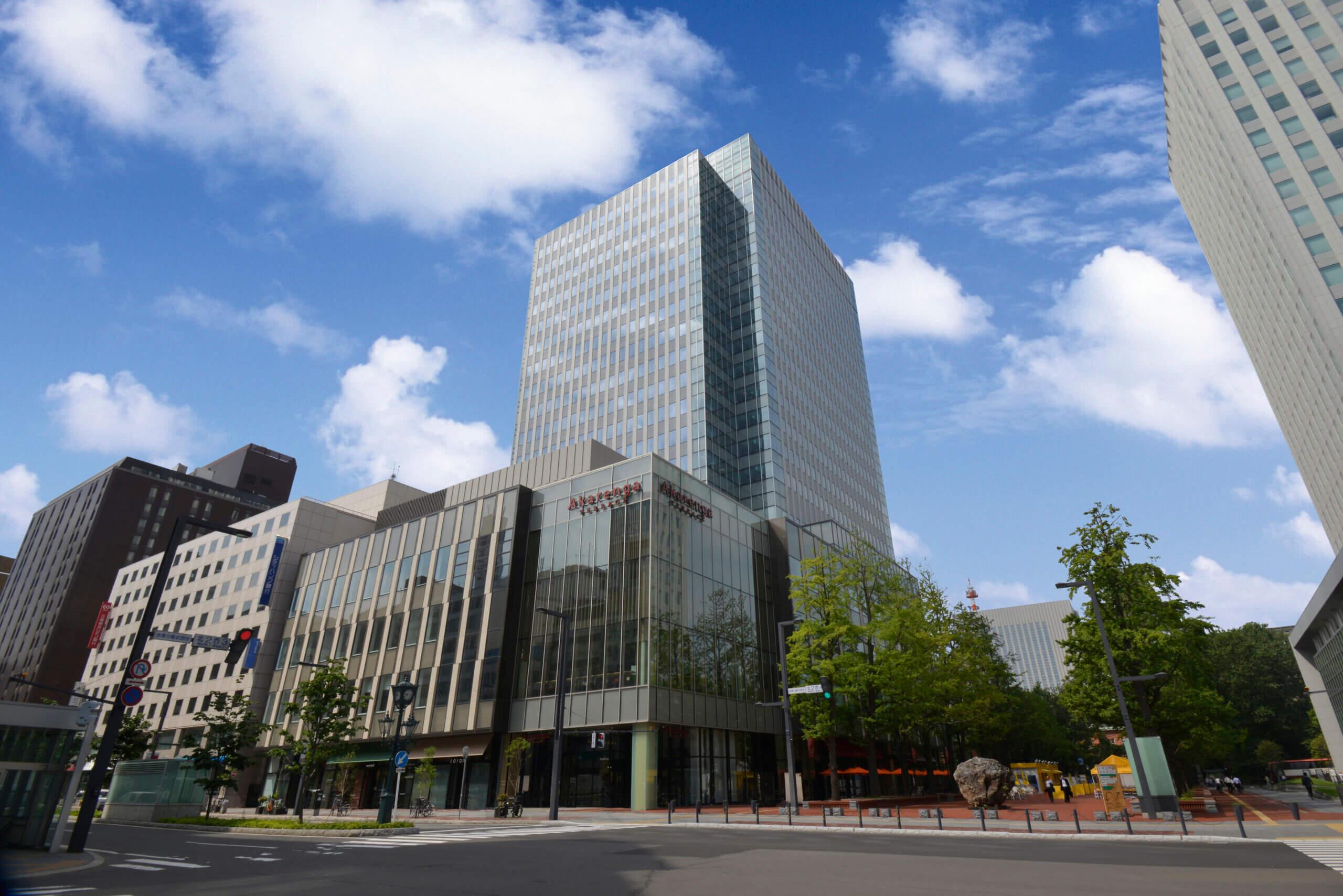 Sapporo's Gourmet Hotspot: Akarenga Terrace