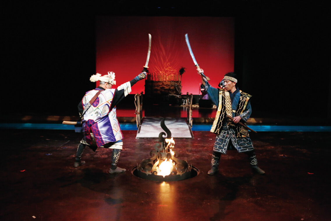 Experience the Mystique of Traditional Ainu Dance