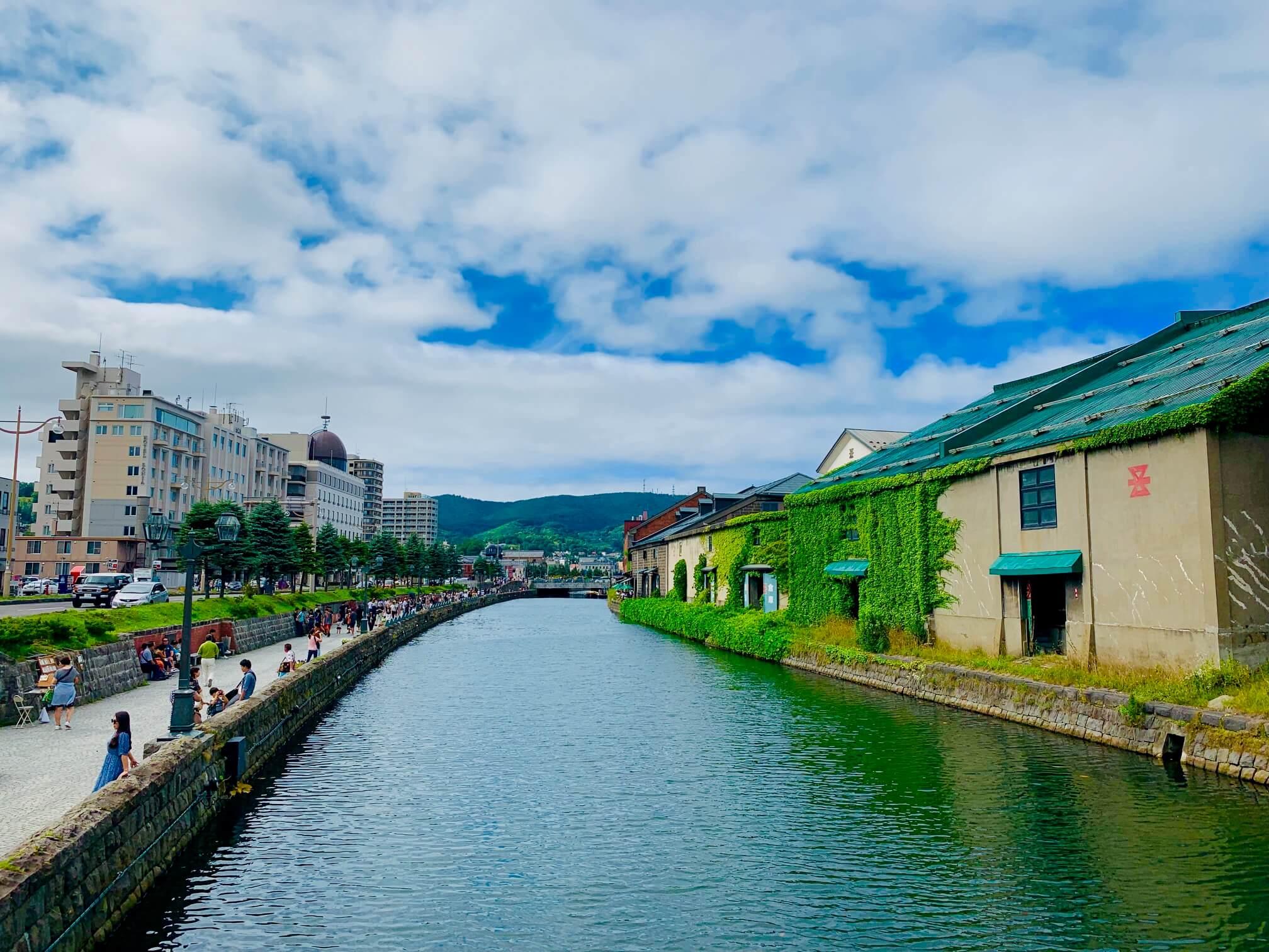 The Pride of Otaru: The Otaru Canal