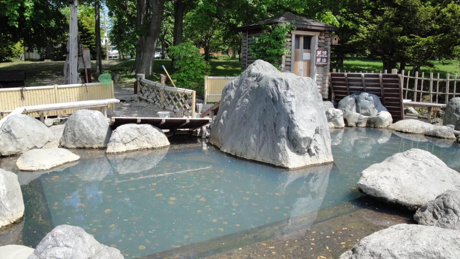 Kotan Onsen: Where Hot Spring Meets Nature
