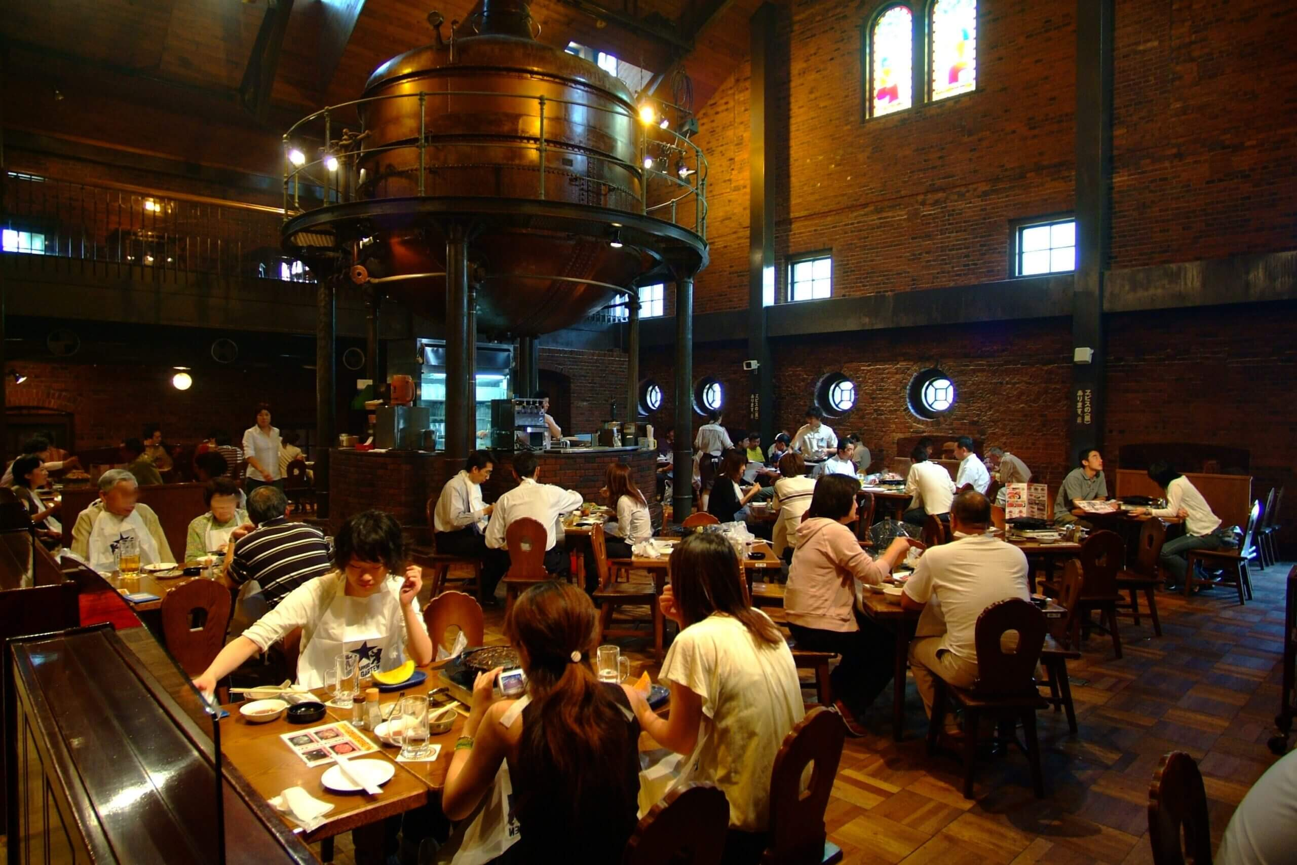 Sapporo Bier Garten: The Home of Sapporo Beer