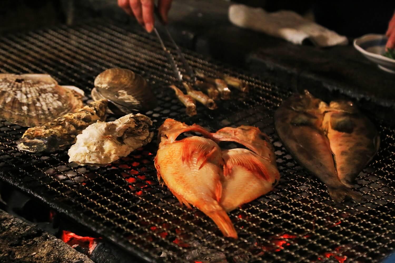 "Kushiro City: The Home of ""Robata-yaki"" Seafood BBQ"