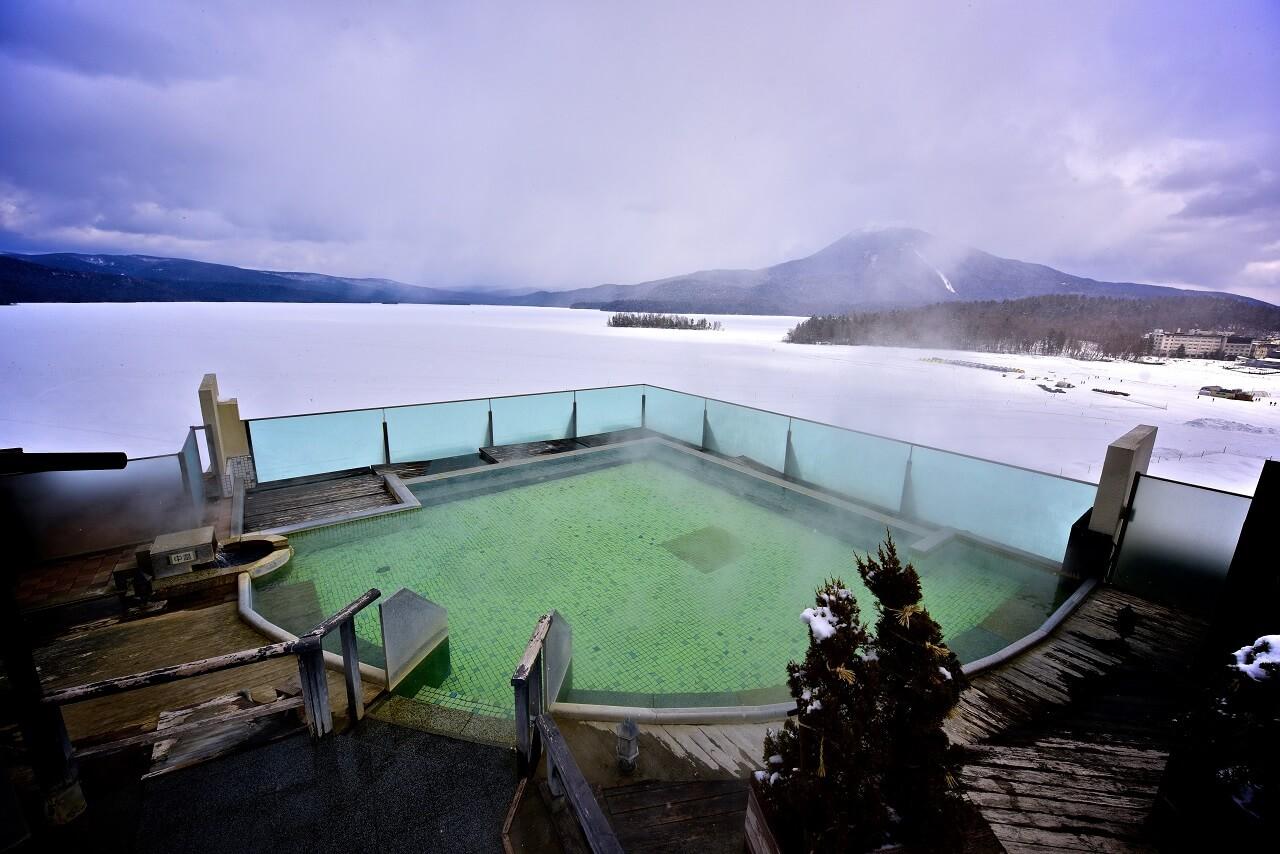 Akanko Onsen: A Hot Spring Area in Akan-Mashu National Park