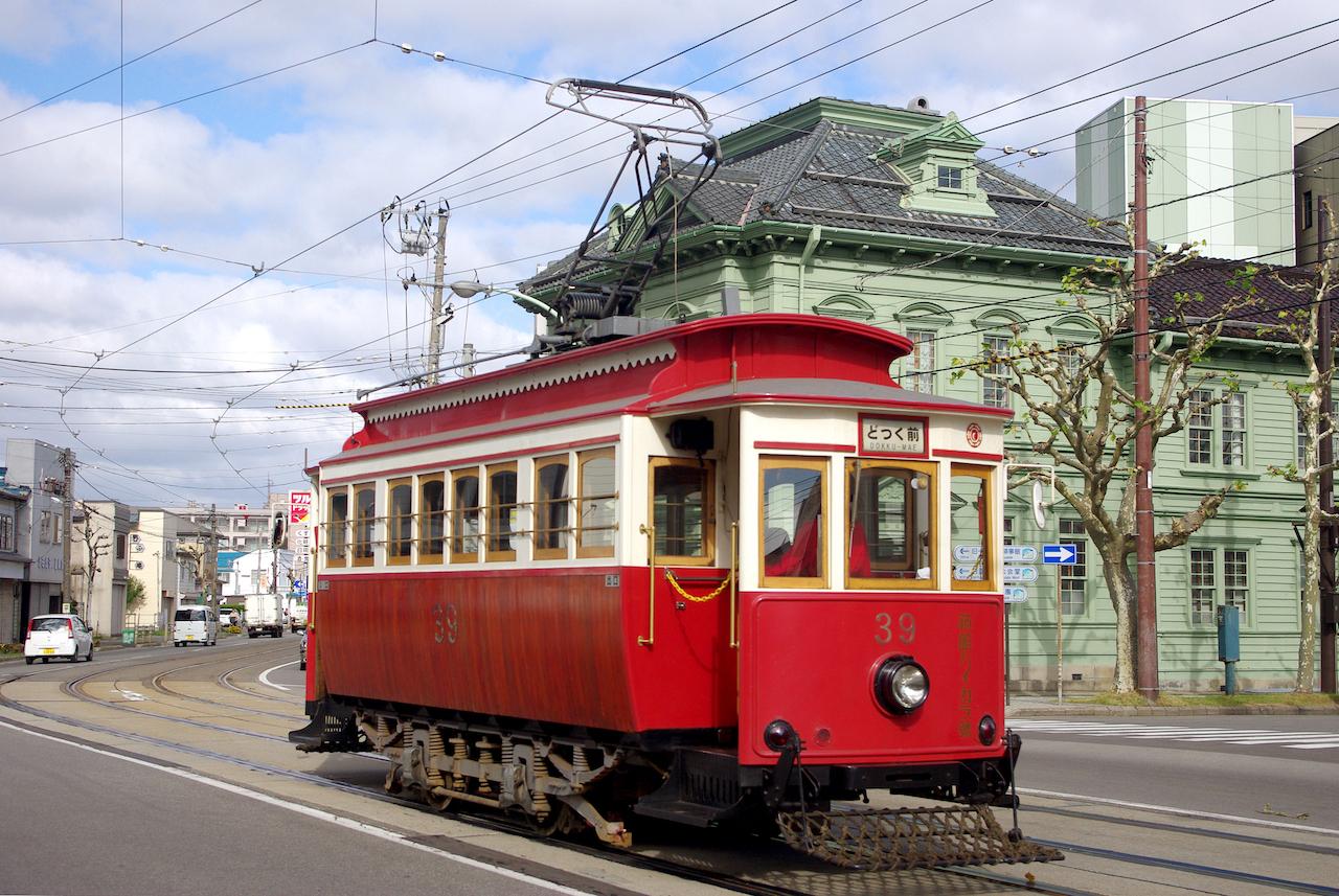 Hakodate Haikara-Go Streetcar: A Nostalgic Tram Ride