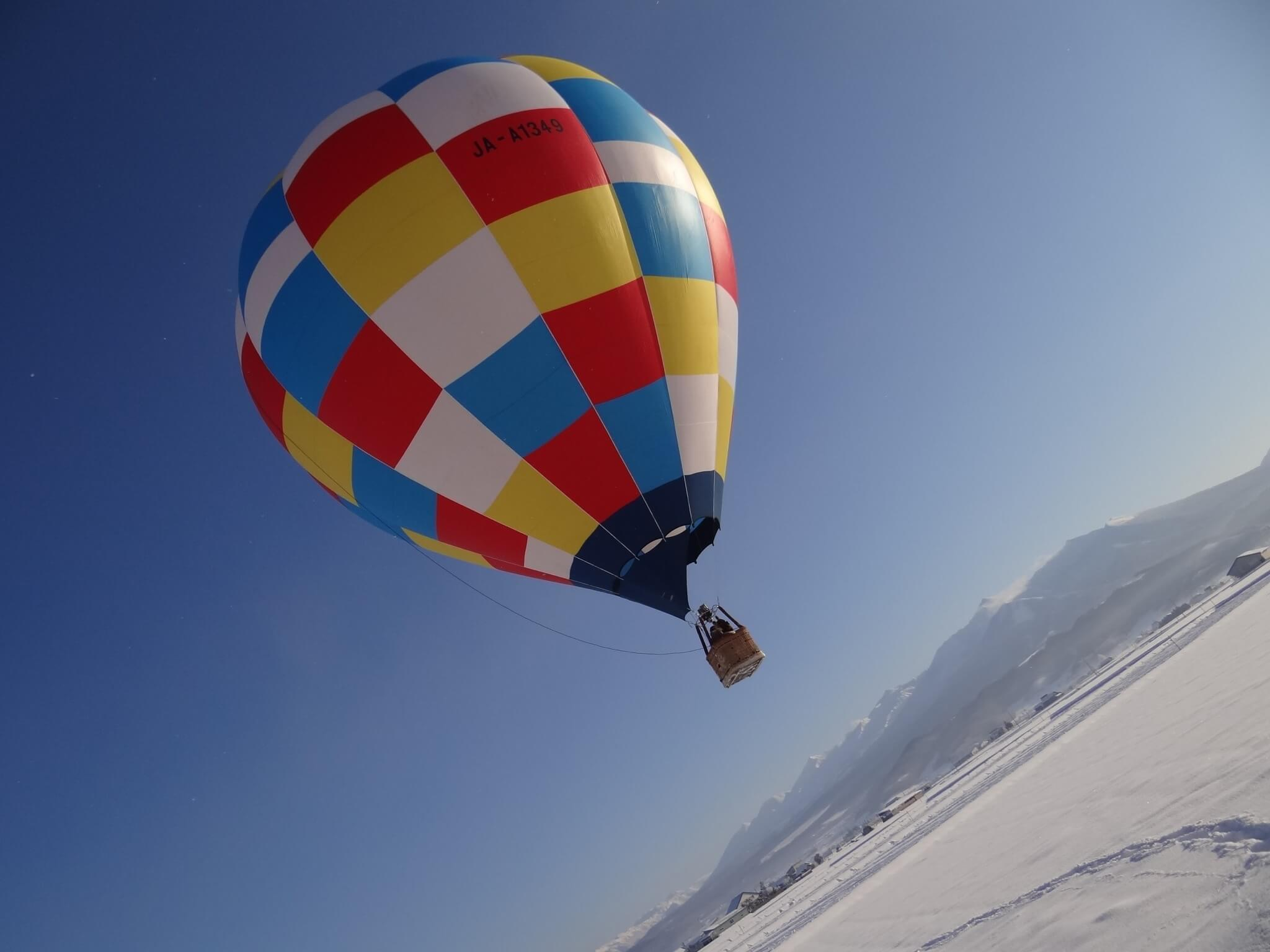 Enjoy Furano's Hot Air Balloon Rides in the Summer Heat and Winter Chill
