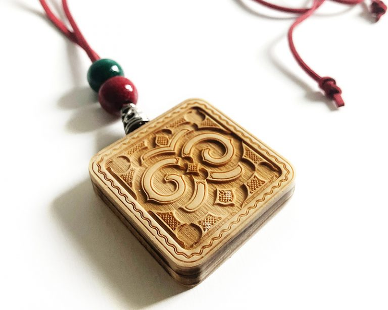 Discover the Beauty of Ainu Craft through Pendant Making