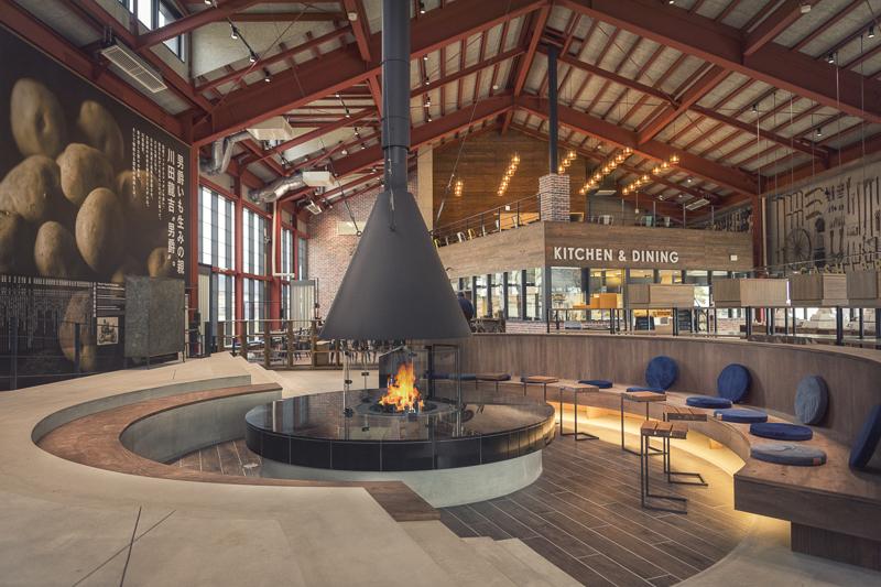The Danshaku Lounge: A Museum, Restaurant, and Shop Celebrating Baron Ryukichi Kawata and Hokkaido Goods