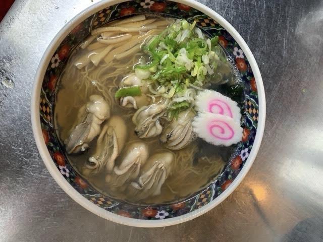 Shukoen: Marrying Ramen and Kushiro Seafood