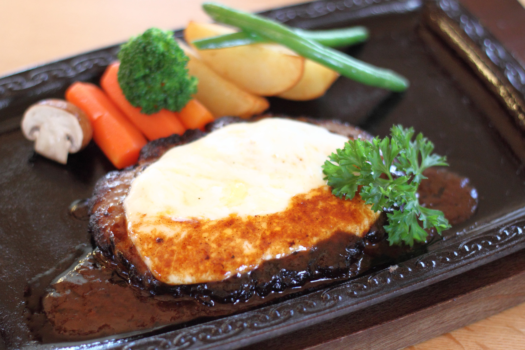 A Ranch-Run Restaurant Serving Mouthwatering Short-Horned Wagyu Beef at Reasonable Prices!