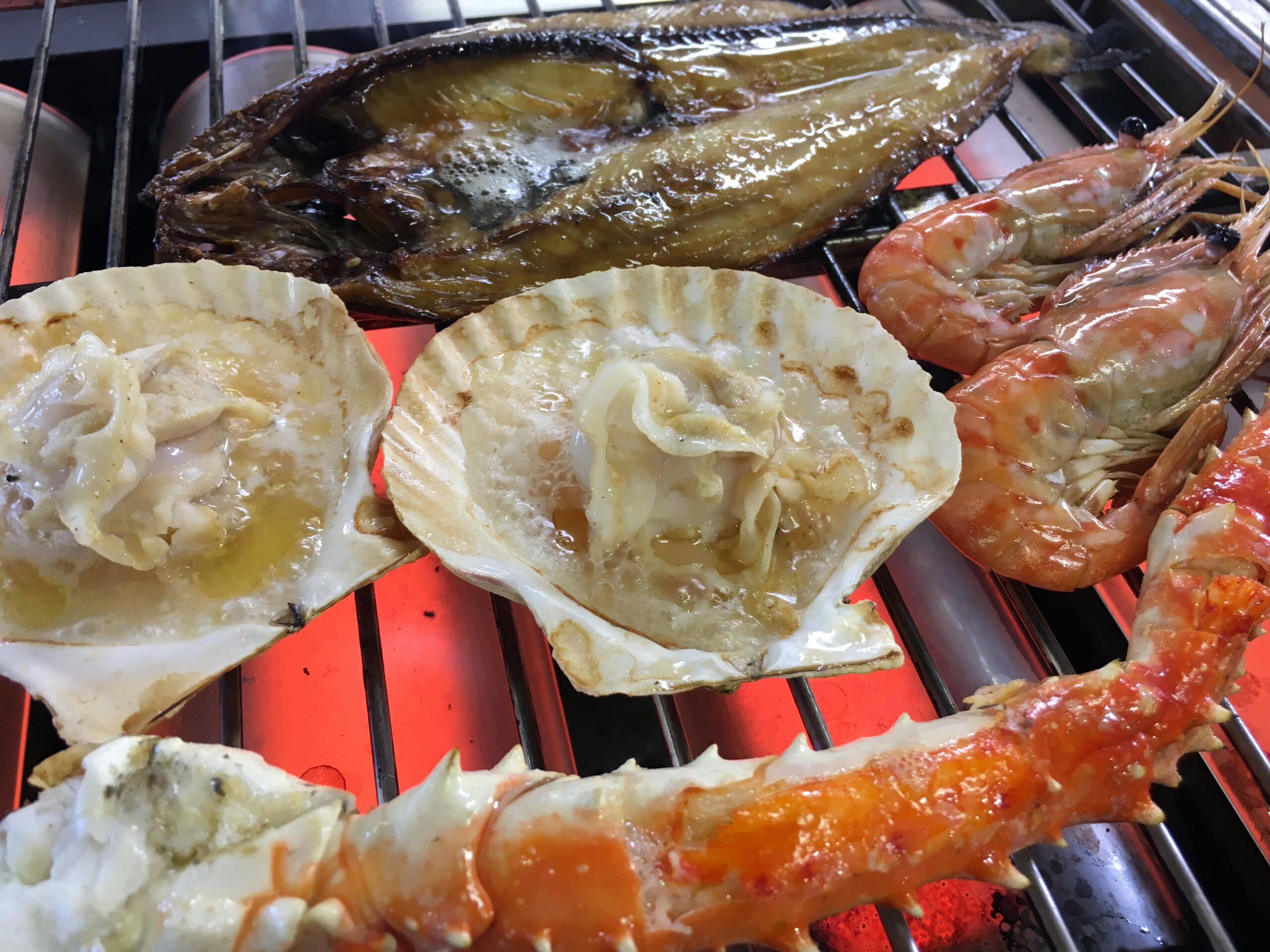 Grilled to Perfection: Dine at Marukaichi, a Fishery-owned Seafood Restaurant