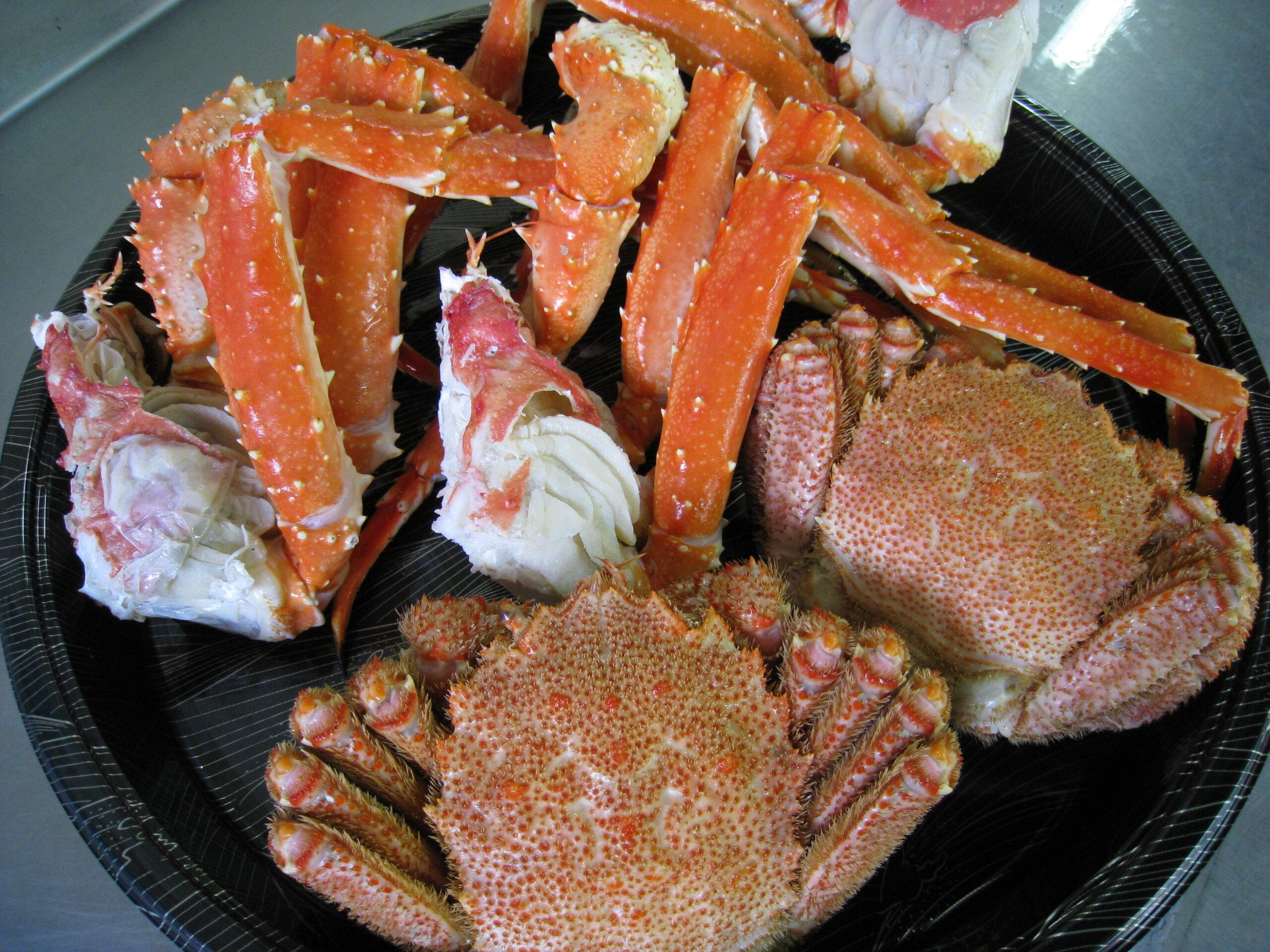 Kanekatsu Watanabe Suisan: Making Fresh Crab a Family Business