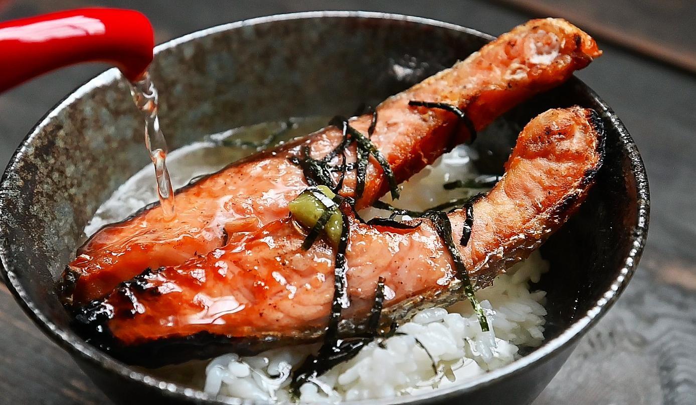 Ochazuke:Cozy Japanese Cooking at its Best