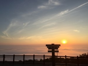 Overlook the Picturesque Scenery of the Vast Tokachi Plain at the Nissho Pass Observatory