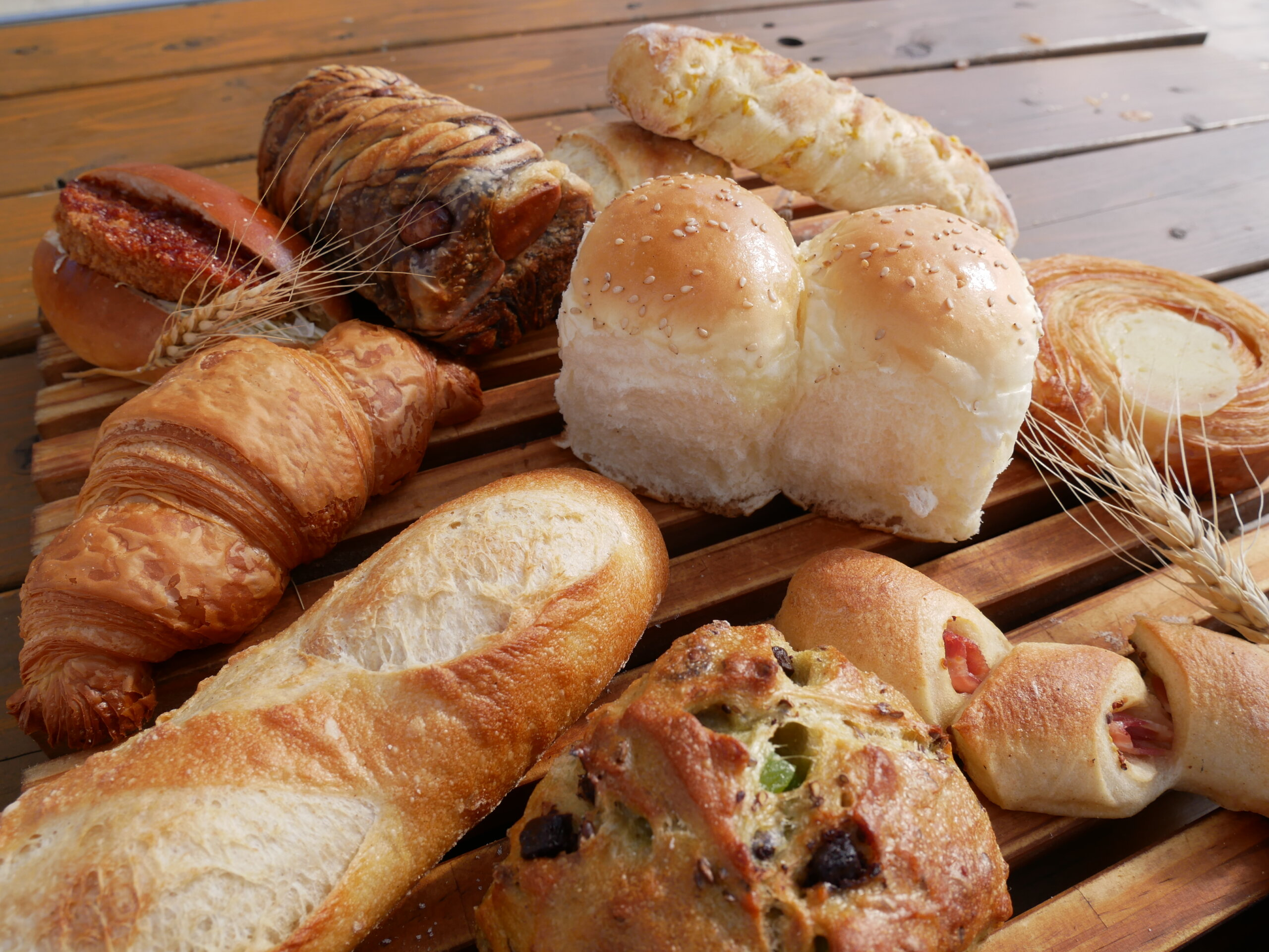 Mugioto: Local Ingredients Make for Out-of-this-World Baked Goods