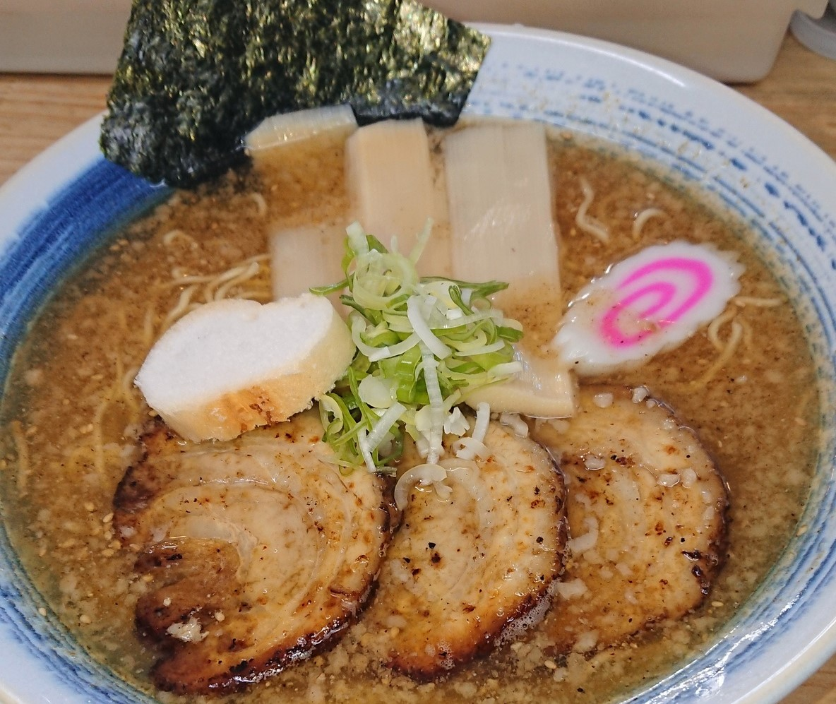 Natural Ramen Menkichi: Support Local Producers One Bowl at a Time