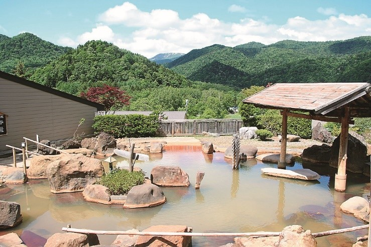 Hoheikyo Hot Spring: A Day-Use Hot Spring with 100% fresh hot spring water