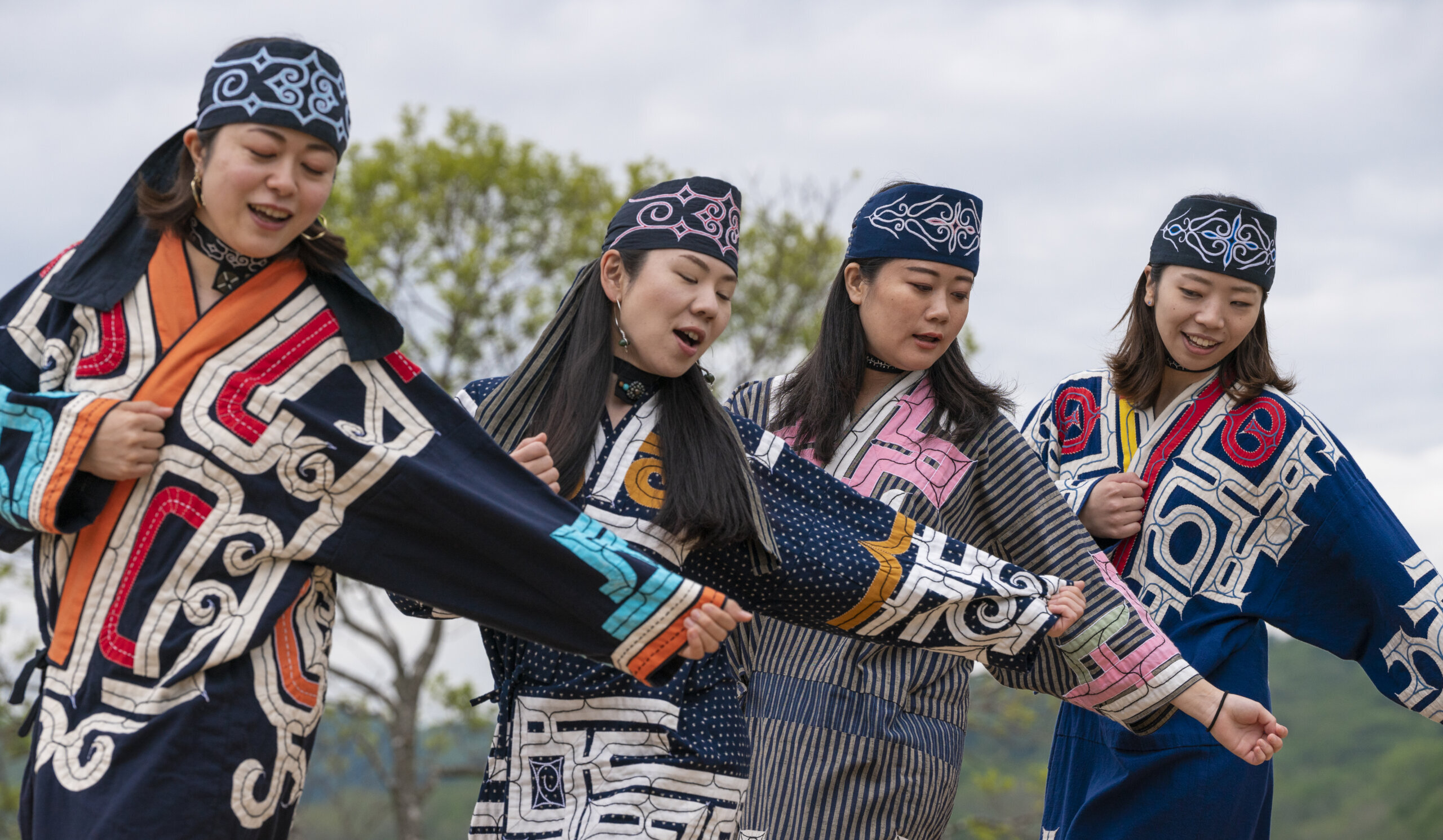 Courtesy of The Foundation for Ainu Culture