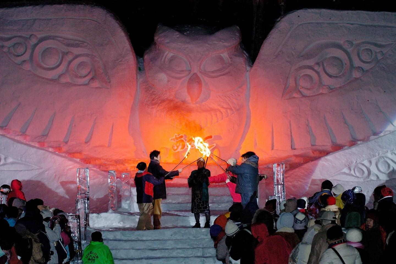 The Best Winter Events in Hokkaido