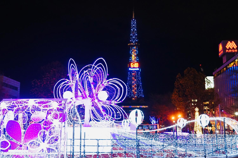5 Must-See Winter Illuminations in Hokkaido