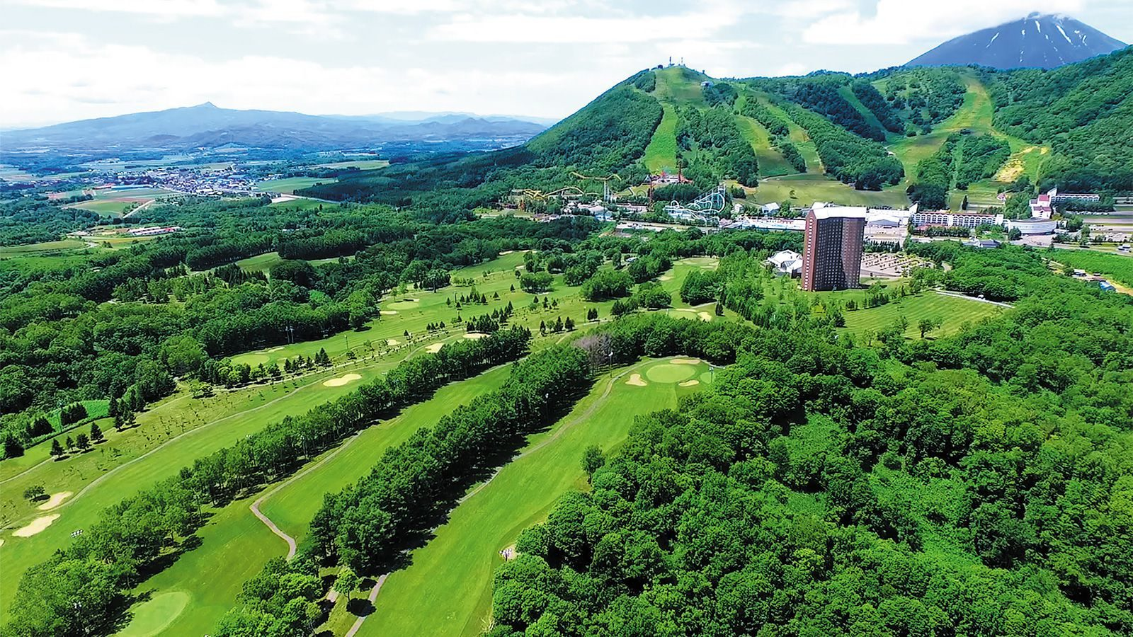 Resort Golf Courses in Hokkaido