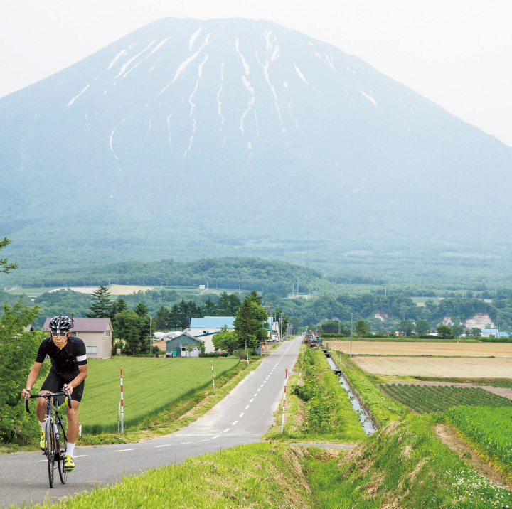 Ask local riders!! Recommended Courses:Mt. Yotei Springwater and Onsen Tour ride